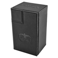Ultimate Guard FLIP'n'TRAY XENOSKIN 100+ Deck Box - Black