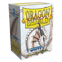Dragon Shield White - Box 100