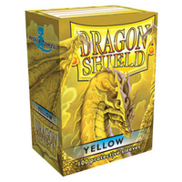 Dragon Shield Yellow - Box 100