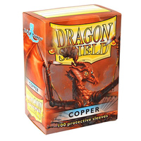 Dragon Shield Copper - Box 100