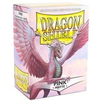 Dragon Shield - Box 100 - Pink MATTE