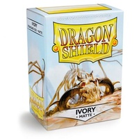 Dragon Shield - Box 100 - Ivory MATTE