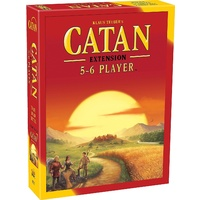 Catan The Settlers 5&6 Player Extension
