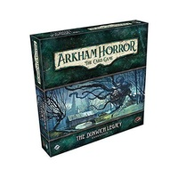 Arkham Horror The Dunwich Legacy Expansion