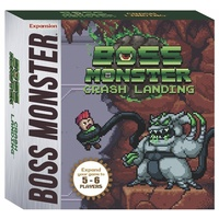 Boss Monster Crash Landing 5/6 Player Expansion