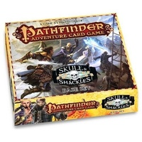 Pathfinder Card Game Skull and Shackles Base Set