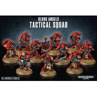 Blood Angles Tactical Squad 41-12