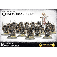 Chaos Warriors 83-06
