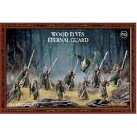Wood Elves Eternal Guard 92-09
