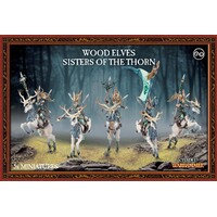 Wood Elves Sisters Of The Thorn 92-08