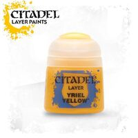 22-01 Citadel Layer: Yriel Yellow