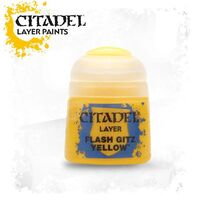 22-02 Citadel Layer: Flash Gitz Yellow
