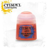 22-06 Citadel Layer: Wild Rider Red