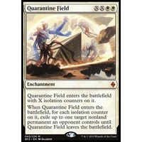 Quarantine Field FOIL