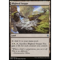 Blighted Steppe