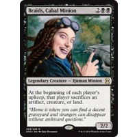 Braids, Cabal Minion FOIL
