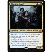 Gisa and Geralf FOIL