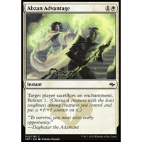 Abzan Advantage FOIL