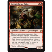 Grenzo, Havoc Raiser