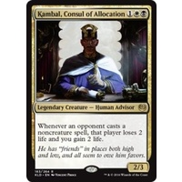 Kambal, Consul of Allocation FOIL