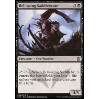 Bellowing Saddlebrute FOIL