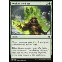 Awaken the Bear FOIL