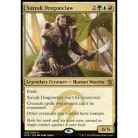 Surrak Dragonclaw FOIL