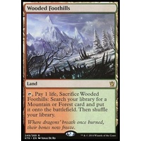 Wooded Foothills