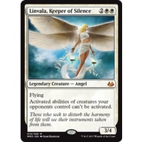 Linvala, Keeper of Silence