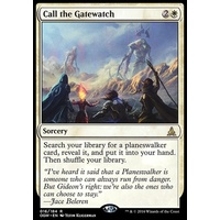 Call the Gatewatch FOIL