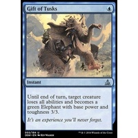 Gift of Tusks