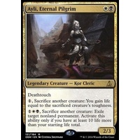 Ayli, Eternal Pilgrim
