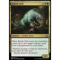 Baloth Null FOIL
