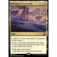 Corrupted Crossroads