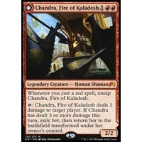 Chandra, Fire of Kaladesh FOIL