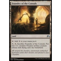 Foundry of the Consuls FOIL
