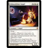 Admonition Angel FOIL