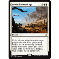 Settle the Wreckage FOIL