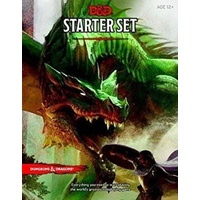 D&D Dungeons and Dragons Starter Set 5th Edition