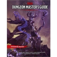 D&D Dungeons and Dragons Dungeon Masters Guide  5th Edition