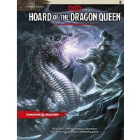 D&D Dungeons and Dragons Adventure Hoard of the Dragon Queen