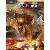 D&D Dungeons and Dragons Adventure The Rise of Tiamat