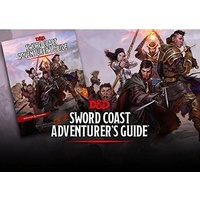 D&D Dungeons and Dragons Sword Coast Adventure Guide