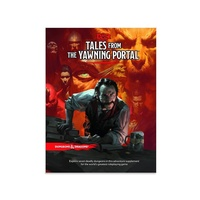 D&D Dungeons and Dragons Tales From the Yawning Portal