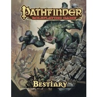 Pathfinder Roleplaying Bestiary