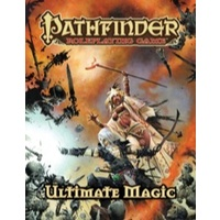 Pathfinder Roleplaying Ultimate Magic