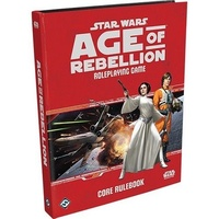 Star Wars: Age of Rebellion RPG - Core Rulebook