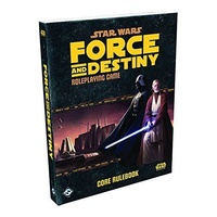 Star Wars: Force and Destiny RPG - Core Rulebook