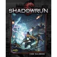 Shadowrun Fifth Edition Hardcover Core Rules