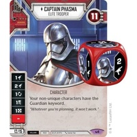 Captain Phasma: Elite Trooper - Awakenings (w/ Die #01)